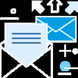 icone démo gestion des courriers