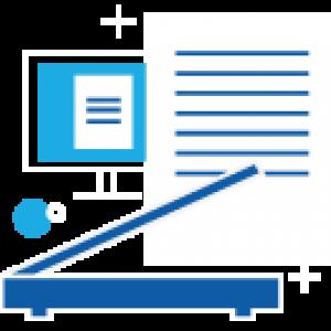 icone point de numérisation