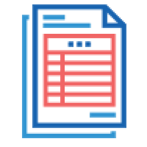 icone compte-rendu personnalisé