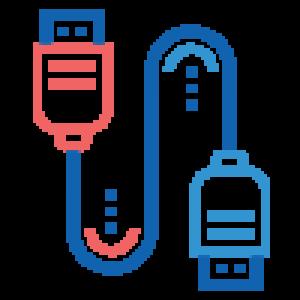 Icone connexion à tous les scanners